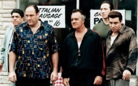 The Sopranos 02x11 : House Arrest- Seriesaddict